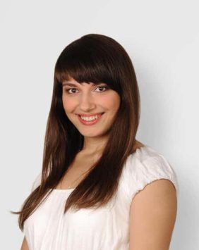 Свиридова Ромина – директор рекламно-производственной компании • Vortex