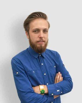 Ледовский Василий – арт-директор • Vortex
